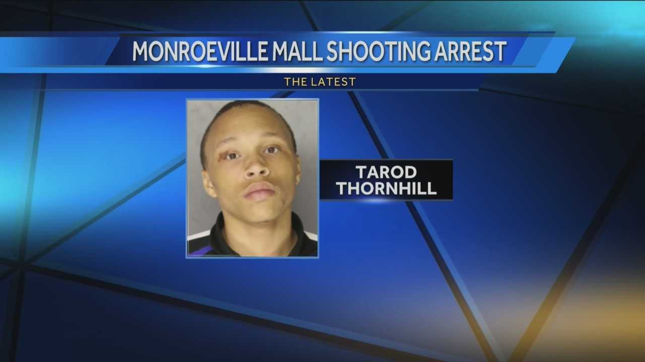 Police say Tarod Thornhill, 17, was charged as an adult with aggravated assault, attempted homicide and recklessly endangering another person.