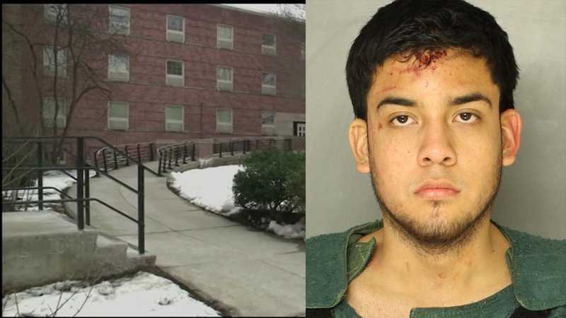 Police said Gregorio Orrostieta is charged in the death of Millersville University student Karlie Hall.