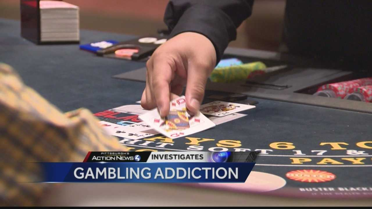 Pittsburgh's Action News Investigator Bofta Yimam sits down with a gambling addict who tells all! She admits she stole money to gamble.Action News Investigates what triggered her downward spiral.