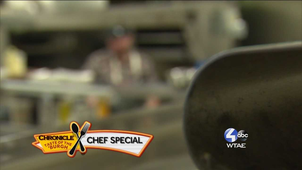WTAE Chronicle Host Sally Wiggin highlights the local culinary careers of Rick DeShantz of Meat and Potatoes&#x3B; and Kevin Sousa of Superior Motors.
