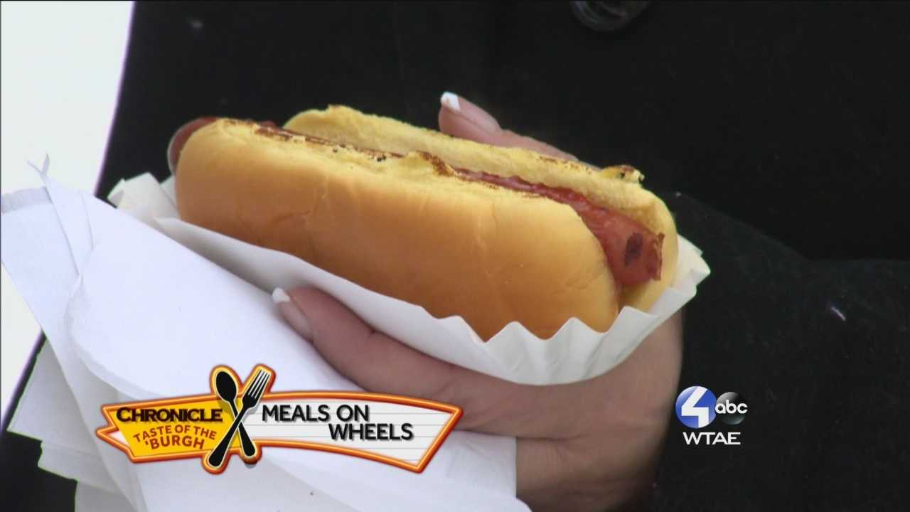 WTAE Chronicle Co-Host Michelle Wright takes on a lunch trip to the food trucks, a food niche that is becoming very popular in Pittsburgh.
