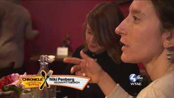 Niki Penberg, Vegan Pittsburgh