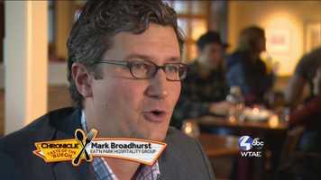 Mark Broadhurst, EAt N park Hospitality Group