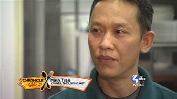 Minah Tran, Owner of the Loving Hut