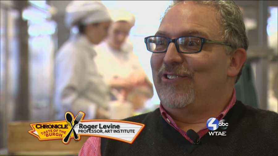 Roger Levine, Professor at the Art Institute of Pittsburgh, Culinary Arts Program