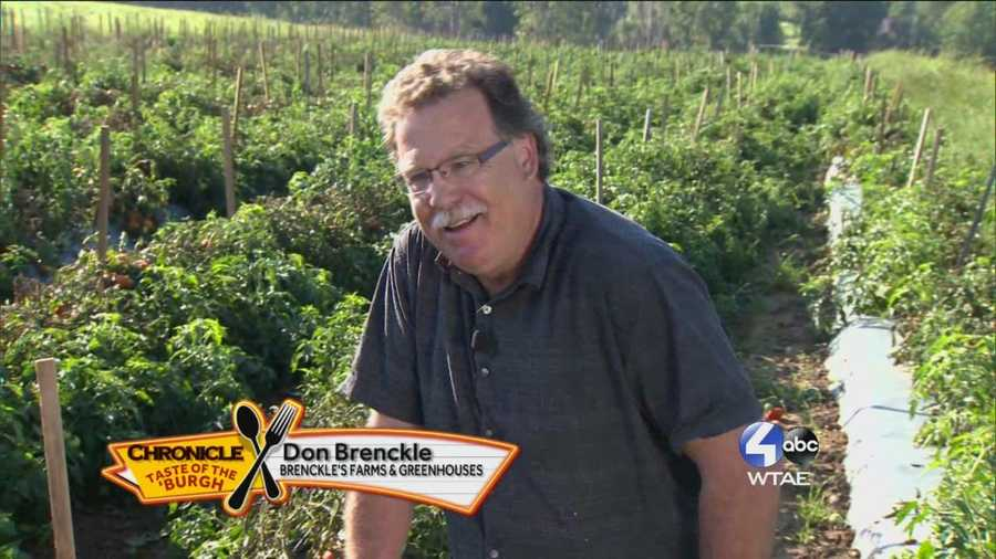 Don Benckle of Benckles Farms & Greenhouses -- @growpittsburgh and @FTT_Pittsburgh on Twitter