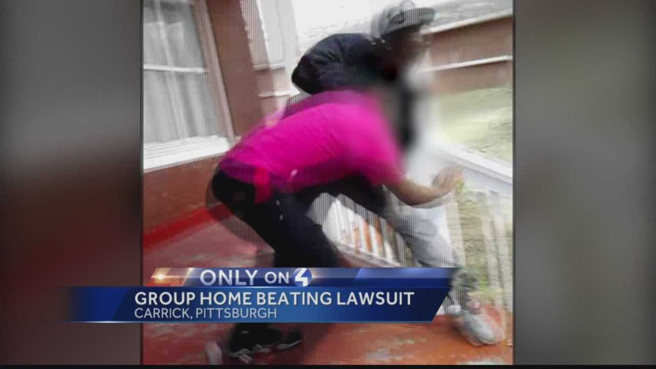 Group home beating lawsuit