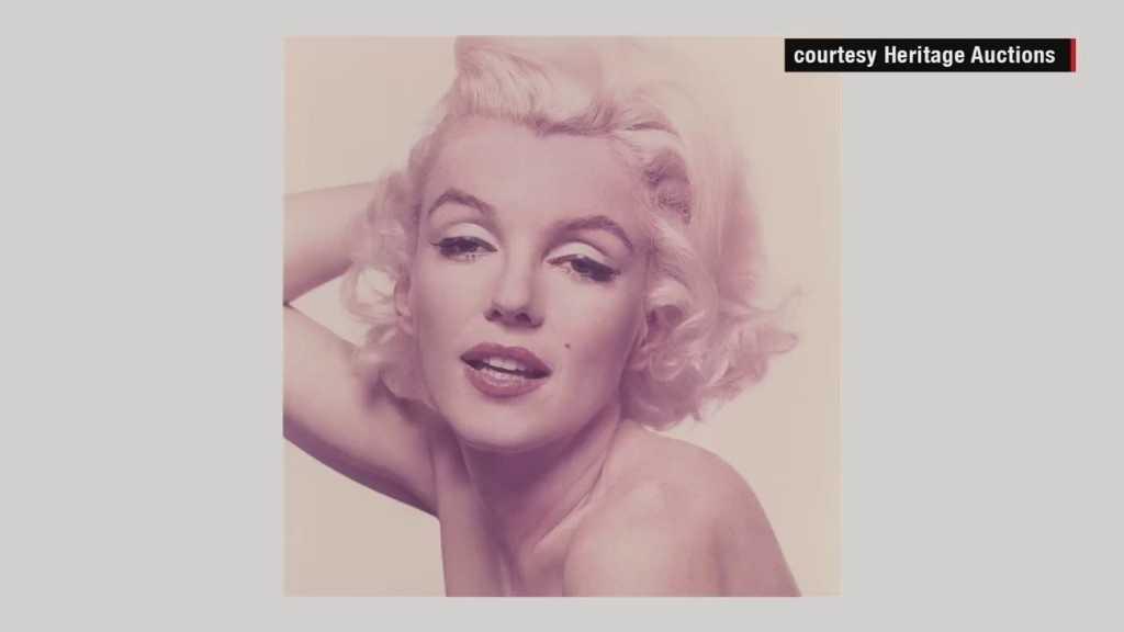 Marilyn Monroe CNN
