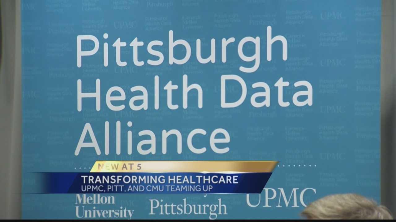 Pittsburgh health data alliance