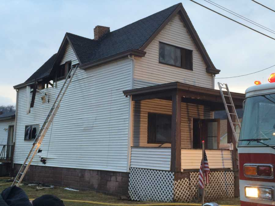 A fire broke out this morning at the home of a local first responder in White Oak.  The home owner worked for White Oak EMS and had already left for work when the fire erupted. The Allegheny County Fire Marshal is investigating the cause of the fire which leaves the home damaged to the point where the owner cannot enter the structure.