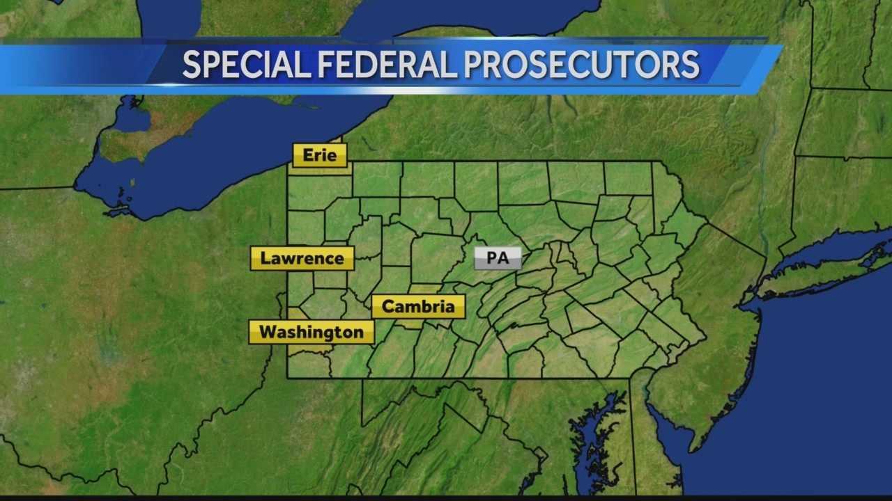 Special Federal prosecutors