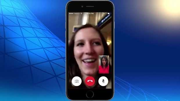 The Villanova 'crying piccolo girl' from Peters Township and Pittsburgh's Action News 4 reporter Courtney Fischer FaceTime Monday afternoon to talk about the video which has gone viral.