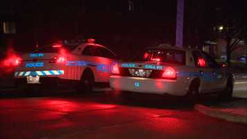 A teenage boy was killed in an overnight shooting in Monroeville.