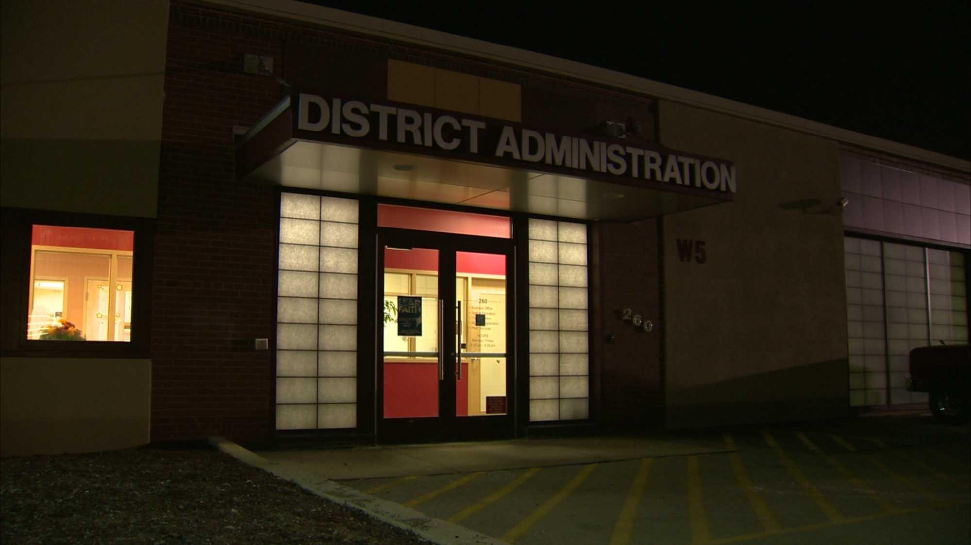 Penn Hills School District administration building