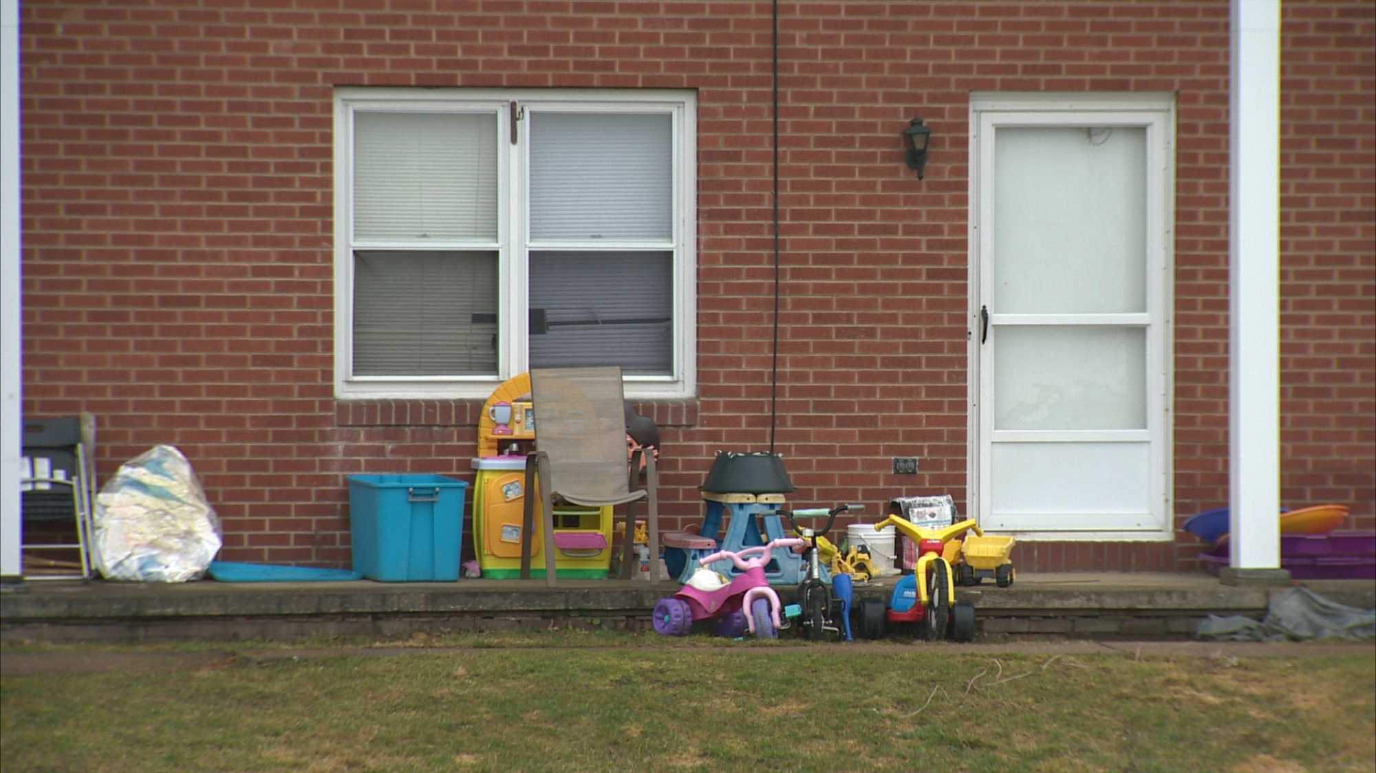 Indiana child abuse house