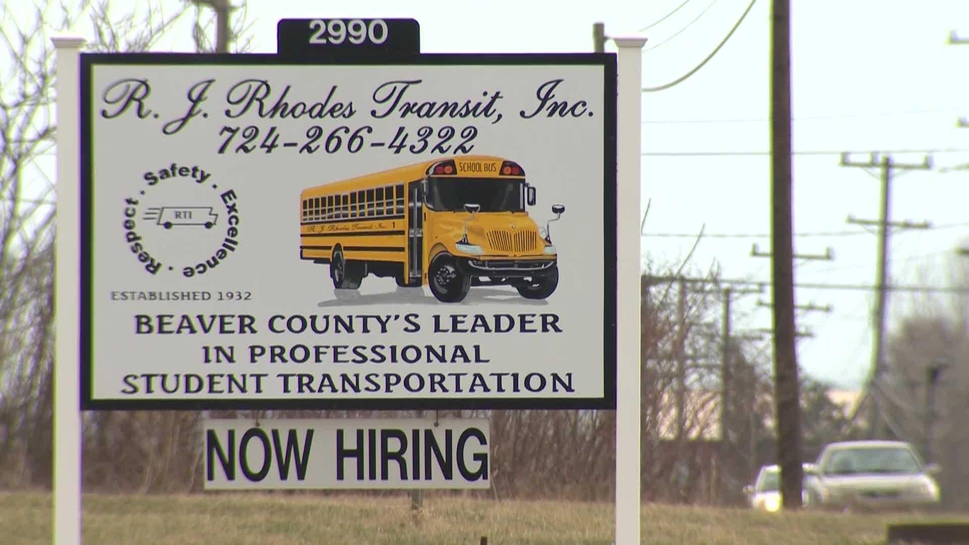 R.J. Rhodes bus company