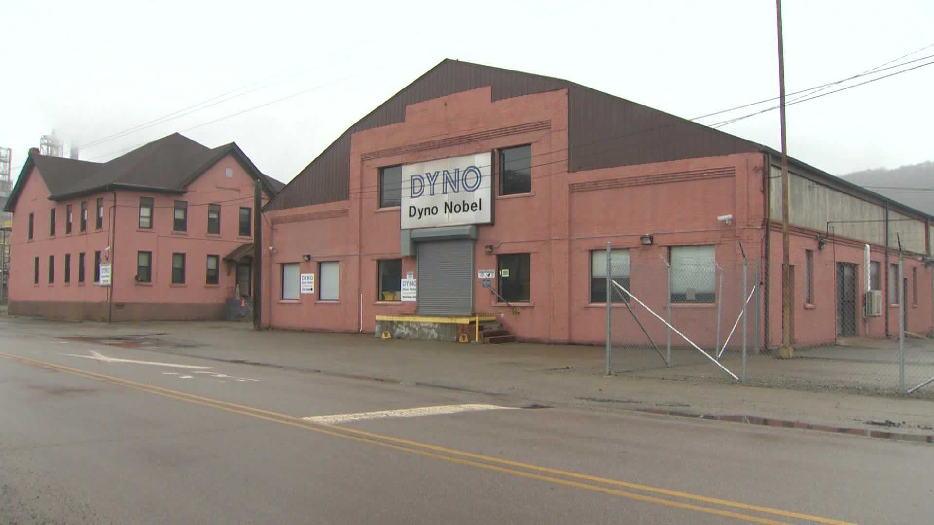 Dyno Nobel will discontinue production at its Donora plant.
