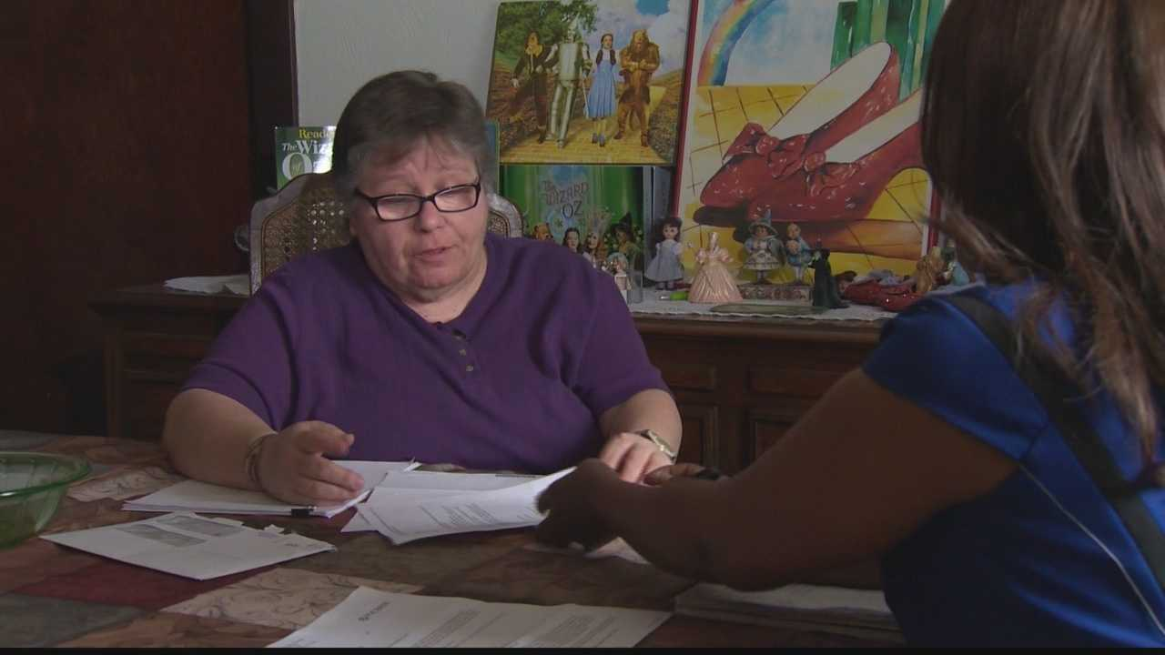 Peg Bittner says the line of credit she's had with PNC for 10 years was cut off with no warning, Action News Investigates.