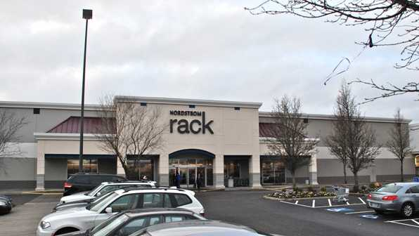 A Nordstrom Rack store in the Tanasbourne area of Hillsboro, Oregon.