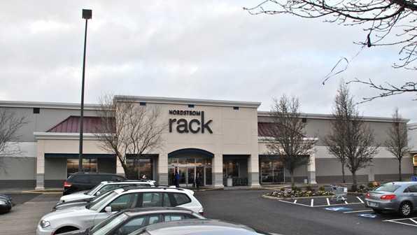 A Nordstrom Rack store in the Tanasbourne area of Hillsboro, Oregon.