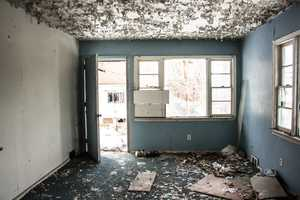 Clairton abandoned house