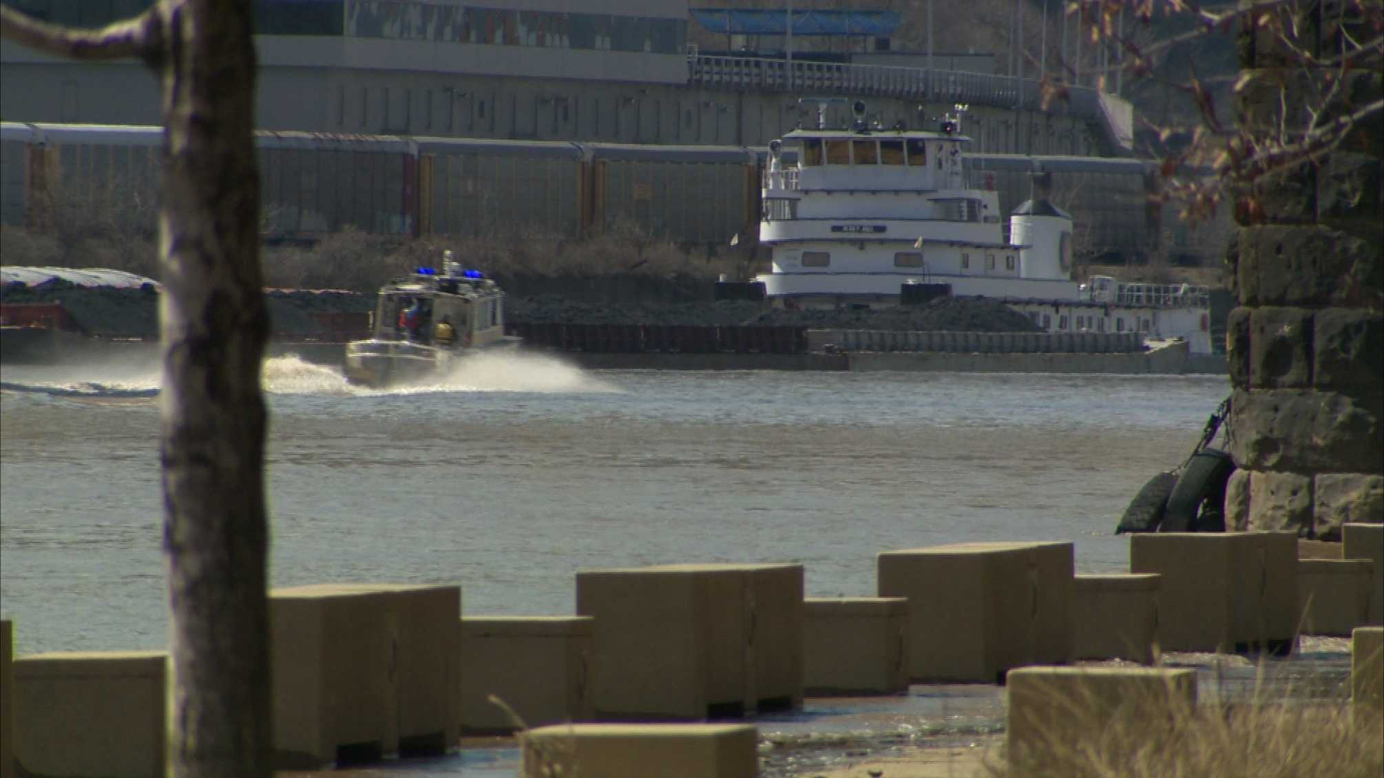 A body was pulled from the Monongahela River near the Pittsburgh-Baldwin line.