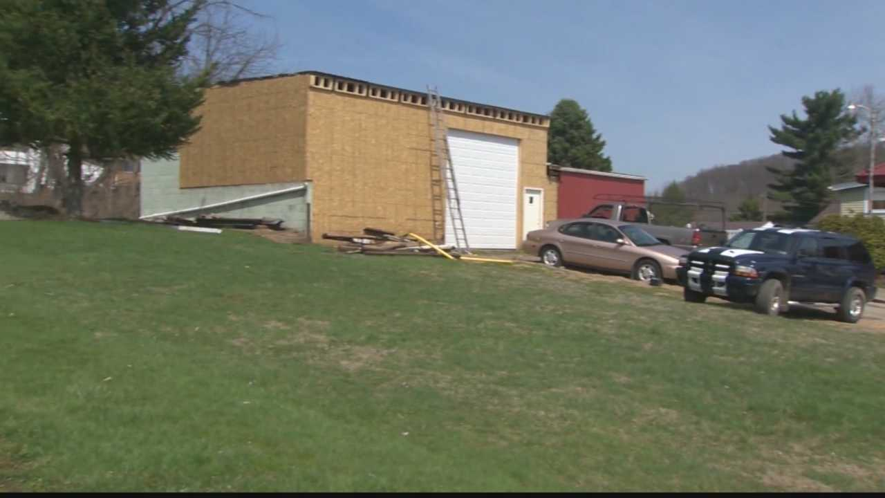 Residents in Youngwood are upset over a crematory being built in a residential neighborhood.