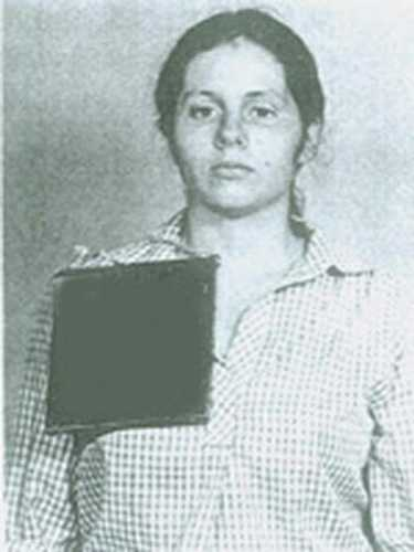 Donna Joan BorupWanted for her alleged participation in a violent anti-apartheid demonstration at JFK International Airport in New York on Sept. 26, 1981. During the riot, Borup allegedly tossed a caustic substance into the eyes of a Port Authority Police Officer, leaving him partially blind. At the time, Borup was a member of the May 19th Communist Organization, a Marxist-Leninist organization which advocated the armed revolution and violent overthrow of the United States Government. Borup, along with some accomplices, was arrested and released on bail pending trial in May of 1982.(Photograph taken in 1981.)
