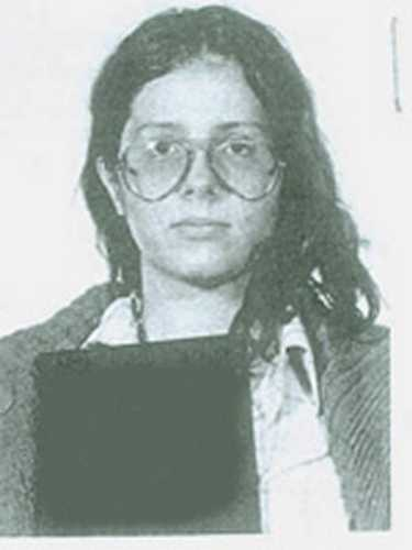 In May 1982, a warrant was issued for Borup after she failed to appear for trial on a Queens County indictment which charged her with riot in the first degree and assault in the first degree. In September 1982, a federal warrant was issued and she was charged with unlawful flight to avoid prosecution.(Photograph taken in 1981.)