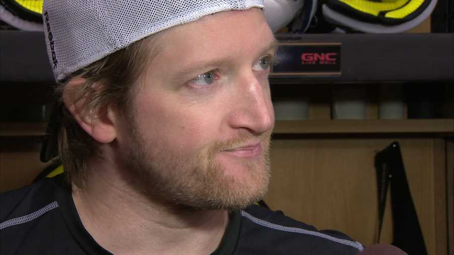 Defenseman Paul Martin is heading out west, signing a four-year deal with the San Jose Sharks.