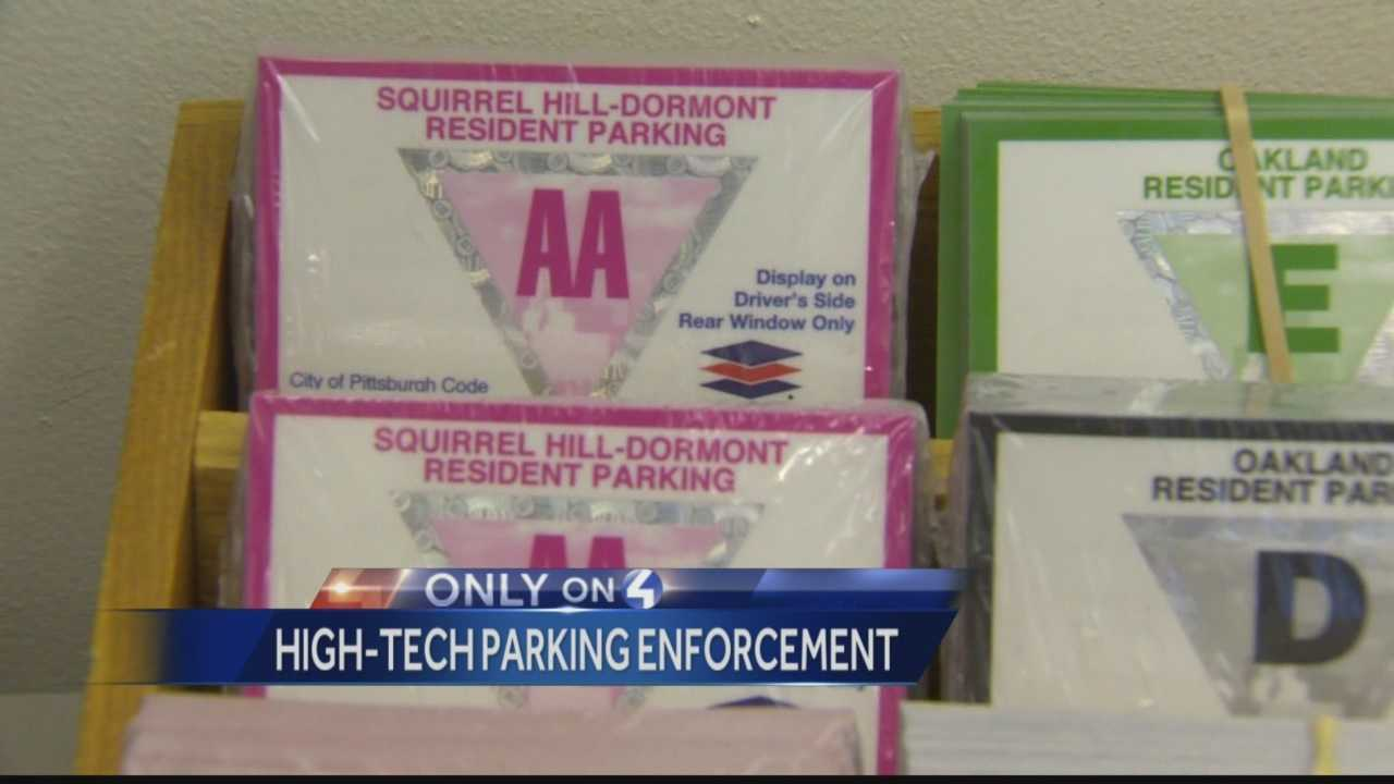 New technology could make Pittsburgh permit stickers obsolete