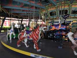 The Grand Carousel at Kennywood Park