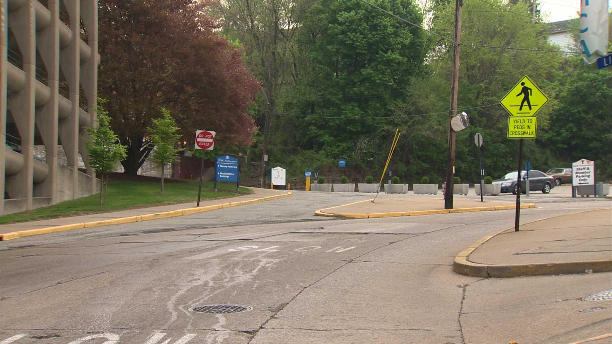 Evans Avenue in McKeesport