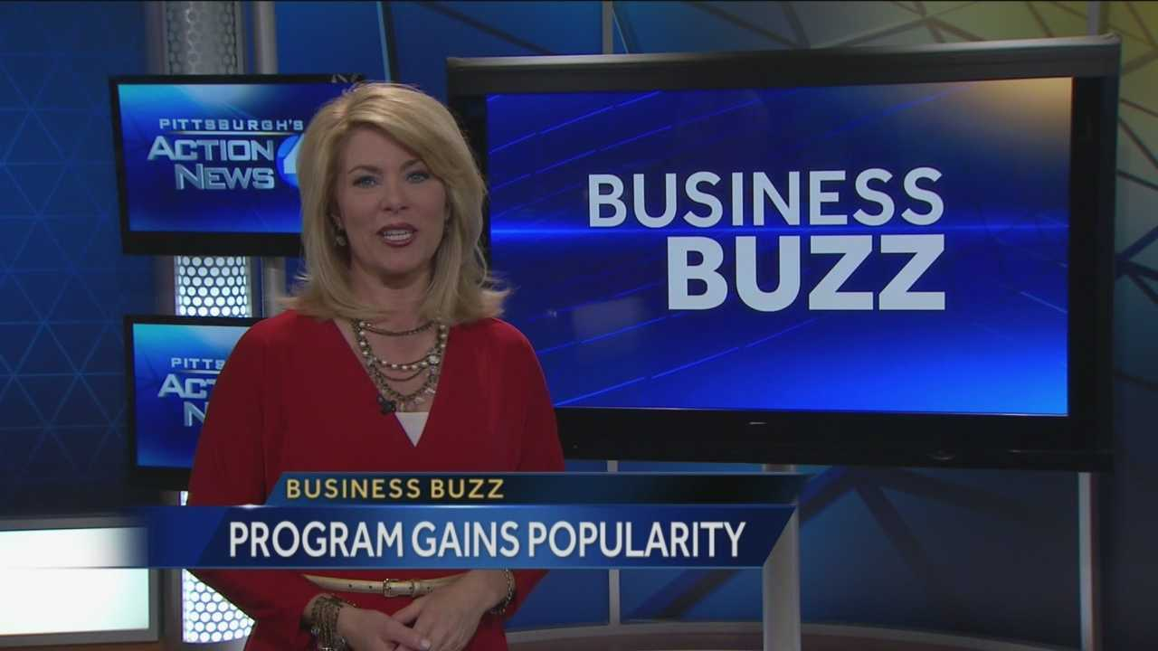 Pittsburgh's Action News 4's Kelly Frey has today's edition of the Pittsburgh Business Buzz.