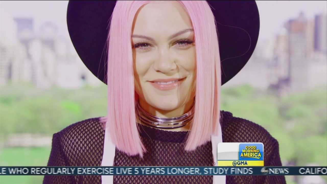 "Jessie J kicks off 16 weeks of live concerts on ""GMA"" on Friday, May 22nd"