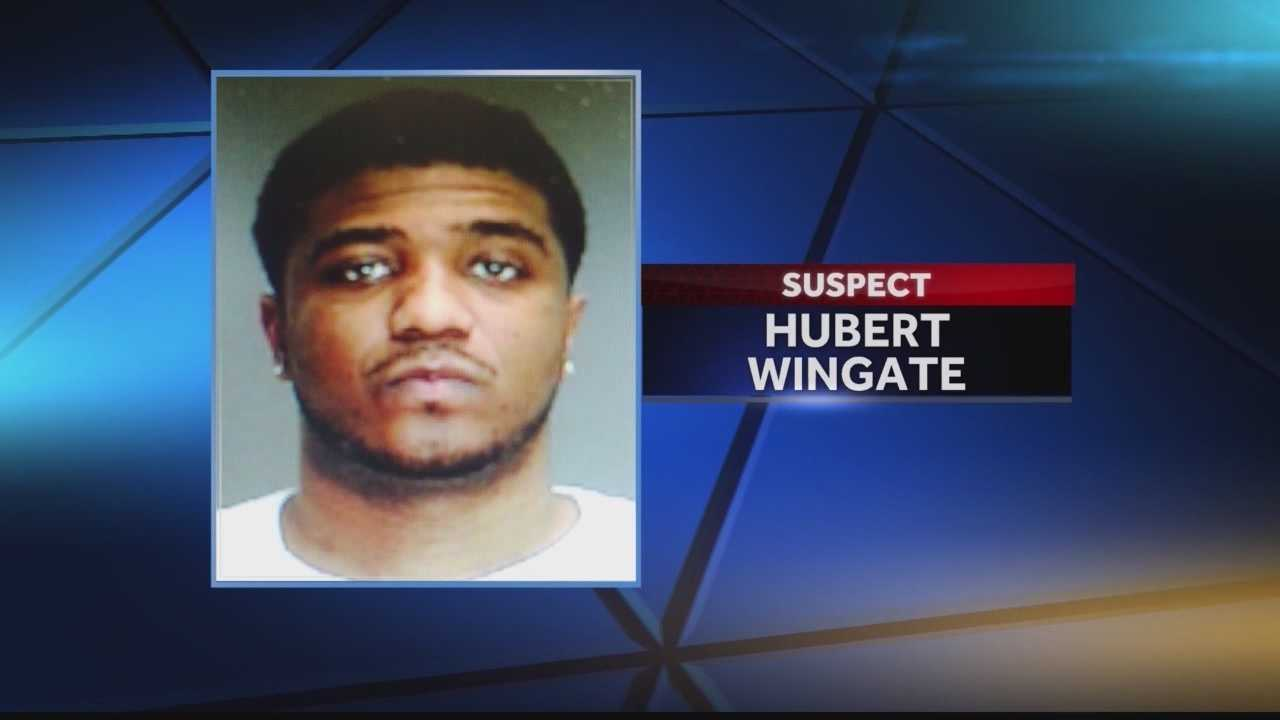 Hubert Wingate, accused of murdering Andre Gray, appeared in court Friday where his lawyer said there is no evidence pointing to Wingate as the murderer and instead pointed the finger at two other men.