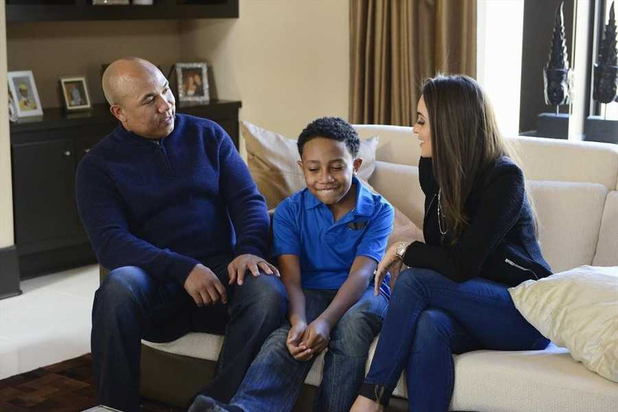 "Hines Ward is a two-time Super Bowl winner and MVP, former NFL wide receiver with the Pittsburgh Steelers and former mirrorball champion of ABC's ""Dancing with the Stars."" He now works as a football analyst and lives in Atlanta, GA with his wife Lindsey and son Jaden. Hines likes to run a tight ship where everyone contributes to maintaining the upkeep of the home. Jaden also follows a schedule and has his own responsibilities, including homework."