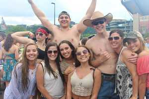 Check out photos from the Kenny Chesney fans who held tailgated in the lots surrounding Heinz Field as well as some of the activities held by the concert tour.   From the grill-masters to the decorative tailgate zones, the weather didn't stop anyone.