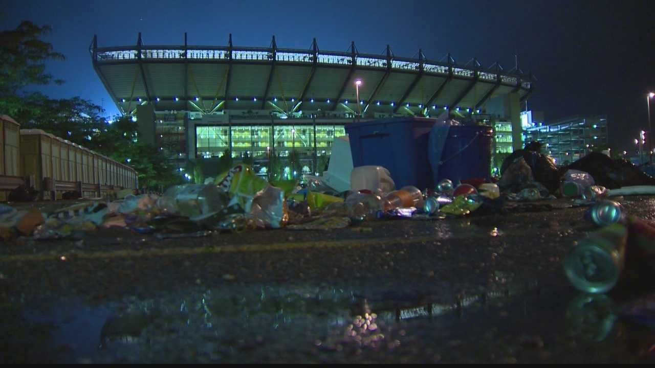 In the wake of Saturday night's Kenny Chesney concert, liquor control enforcement officers and Pittsburgh police  announced their numbers regarding citations and arrests.