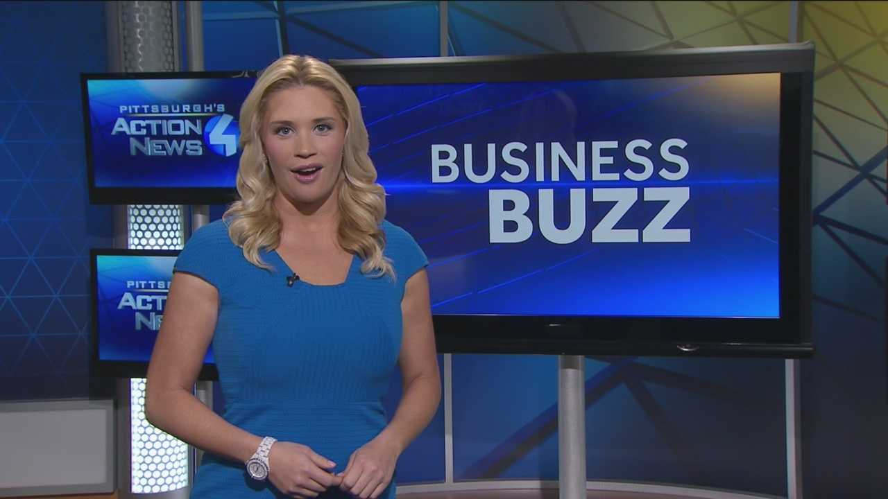 Pittsburgh's Action News 4's Jackie Cain has today's edition of the Pittsburgh Business Buzz that takes a look at the recent Apple announcement and the new flavors of Frapucinos at Starbucks