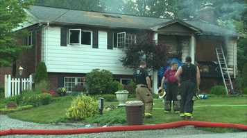 James Kochis and Katherine Kochis died in a fire on East Laurel Circle in Mount Pleasant Township.