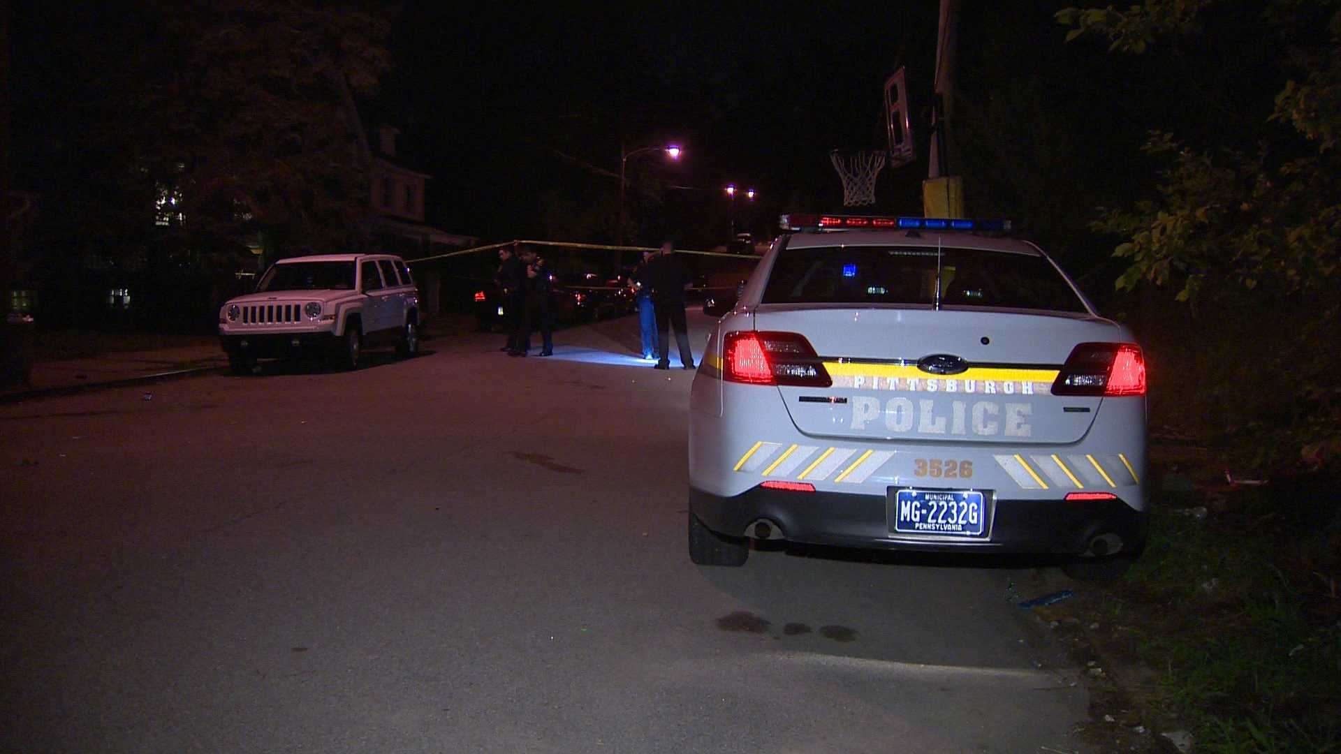 The Pittsburgh Bureau of Police is investigating a stabbing in Lincoln-Lemington.