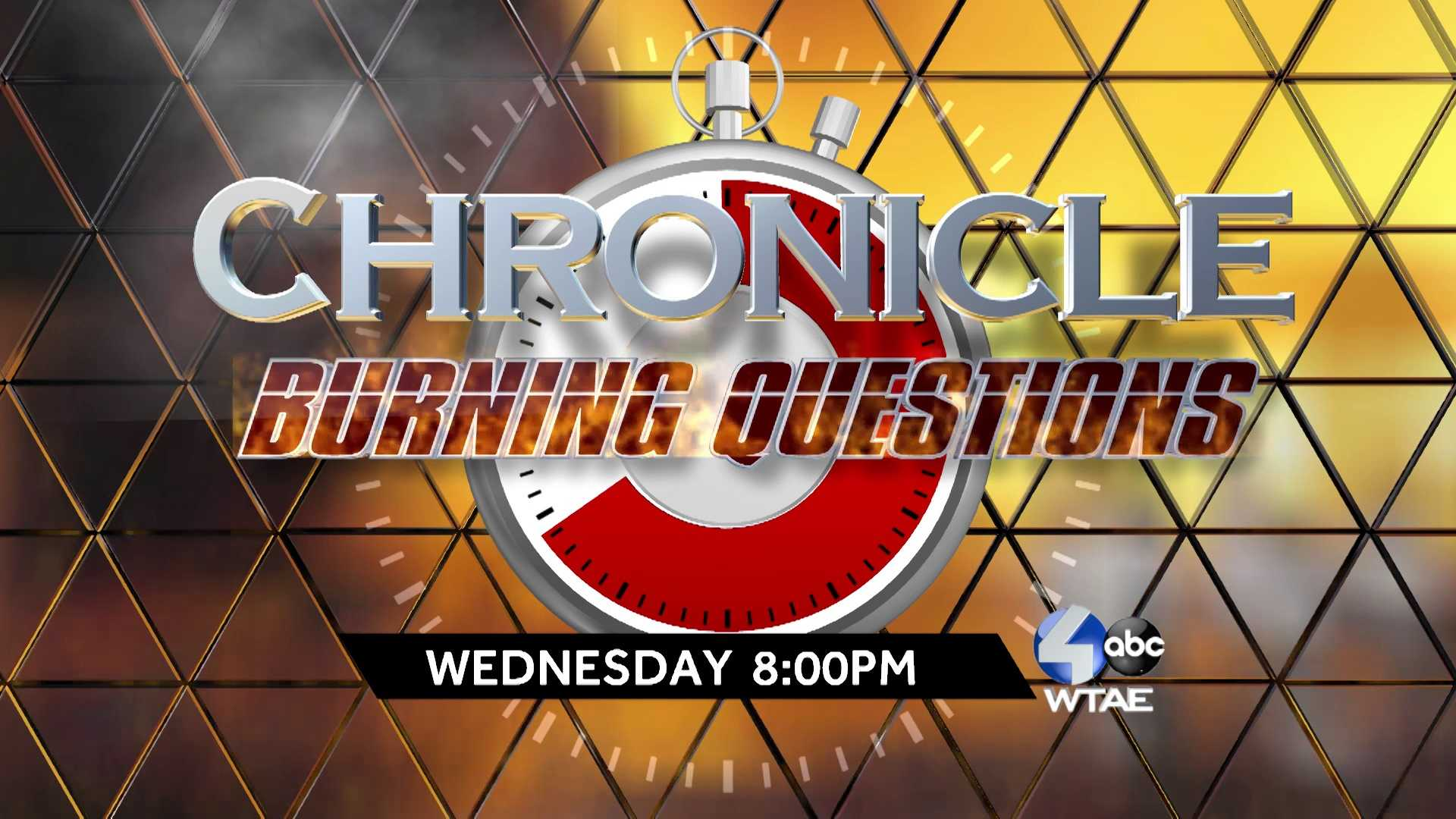 Preview of Chronicle: Burning Questions