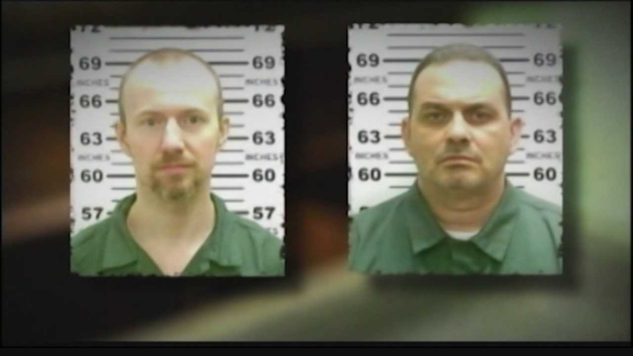 Police in Friendship, NY held a press conference Sunday after a possible sighting of the killer inmates escaped from prison.  Pittsburgh's Action News 4 reporter Beau Berman was in New York to give WTAE an update.