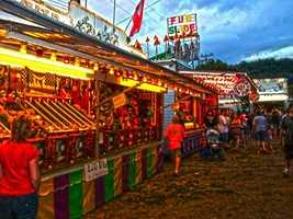 Guyasuta Days Festival in Sharpsburg, PA
