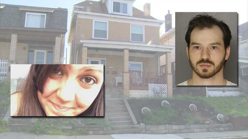 Pittsburgh police say Maria Bruno was shot by Daniel Rehll outside a house on Fordham Avenue in Brookline.