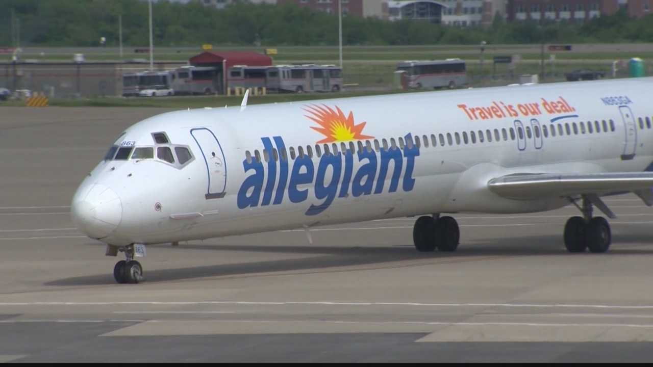 img-Allegiant adds Orlando flights company base in Pittsburgh