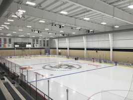 The UPMC Lemieux Sports Complex, located in Cranberry, will serve as the Penguins' training facility and center for UPMC Sports Medicine.