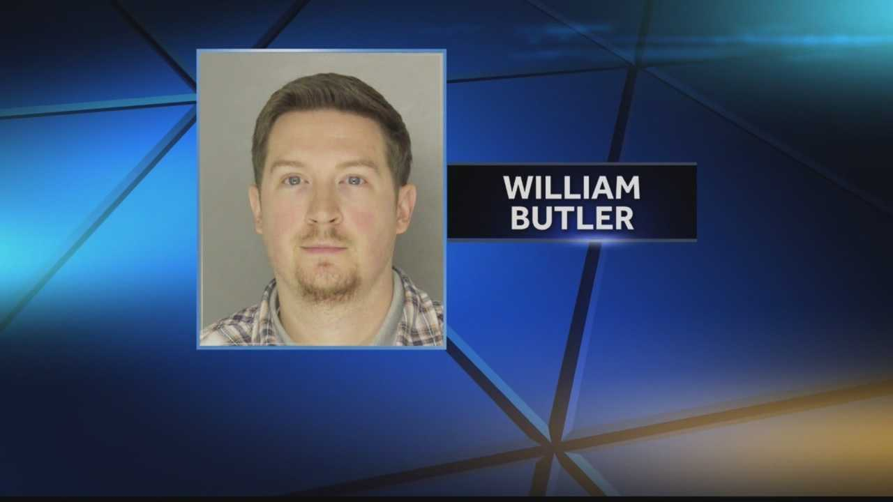 Pittsburgh police charged William Butler, 32, of West Mifflin with four counts of aggravated indecent assault and five counts of indecent assault against patients at UPMC Mercy Hospital.