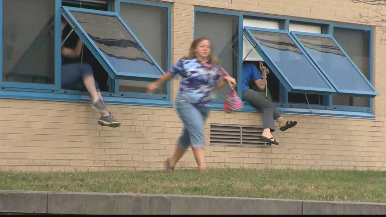 Hempfield Area School District active shooter drill